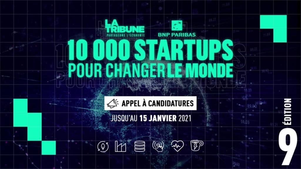Prix 10000 startups pour changer le monde, les candidatures sont ouvertes