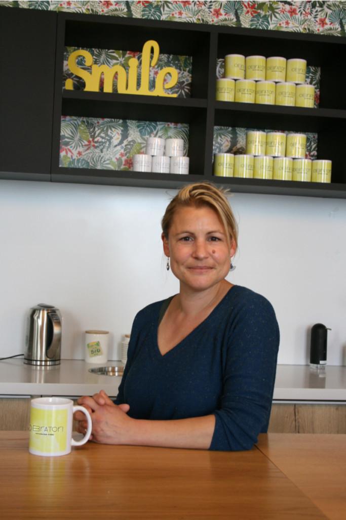 Aurélie, Office Manager at Obratori
